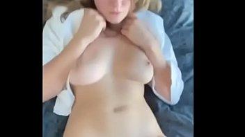 Busty Blonde POV Teen Pussy Fuck