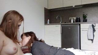 Amateur Lesbian Strapon Webcam And Spanking