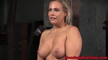 Big Tits BDSM Submissive Fuck Machine Pussy Pounding