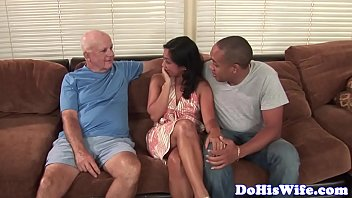 Hairy Asian Wife Riding Strange Cock In Front Of Cuckold Hubby